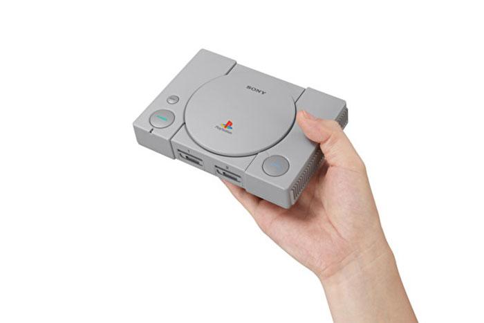 """【业界】迷你PS主机""""PlayStation Classic""""公布收录游戏名单,将提供 PS+会员预购权抽选"""