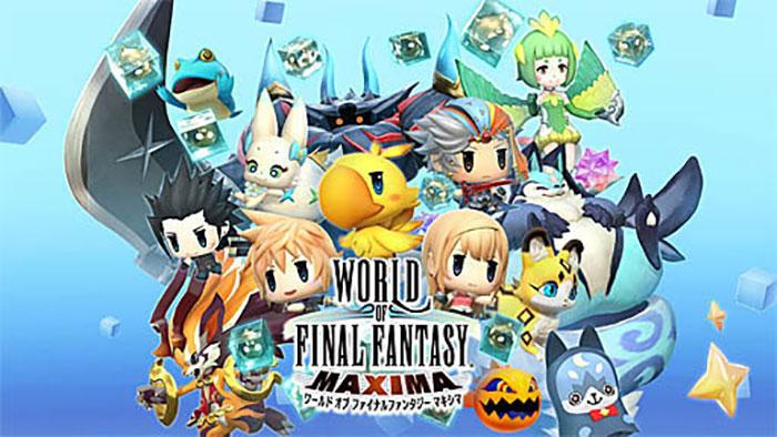【业界】《最终幻想 世界 Maxima》最新情报,多名新角色与迷影兽公开