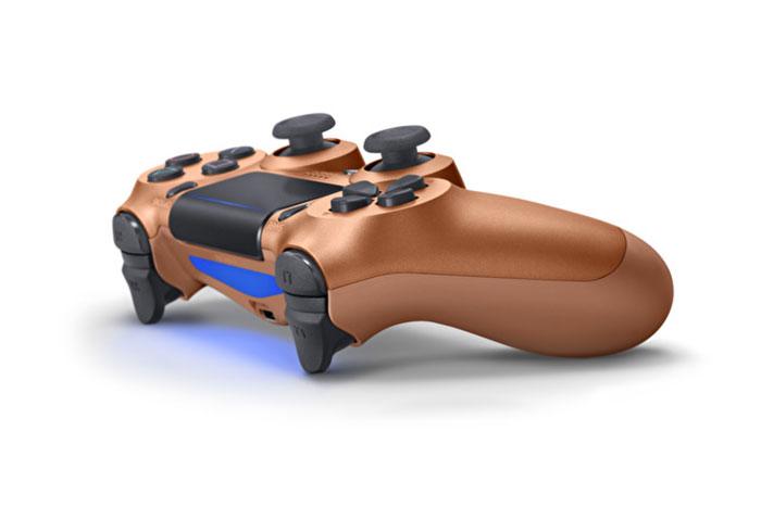 """【业界】索尼将在日本推出2TB大容量PS4 Pro,并上市""""铜色""""手柄"""