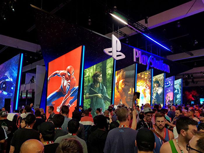 【业界】索尼宣布将会缺席2019年E3,但不会组织同期独立活动