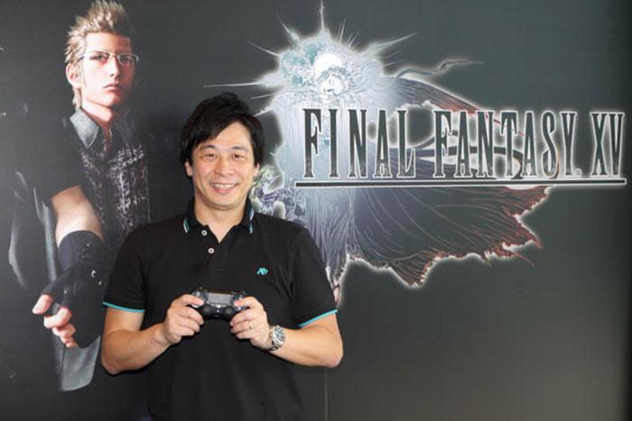 【业界】田畑端离开SE,《最终幻想15》DLC受影响